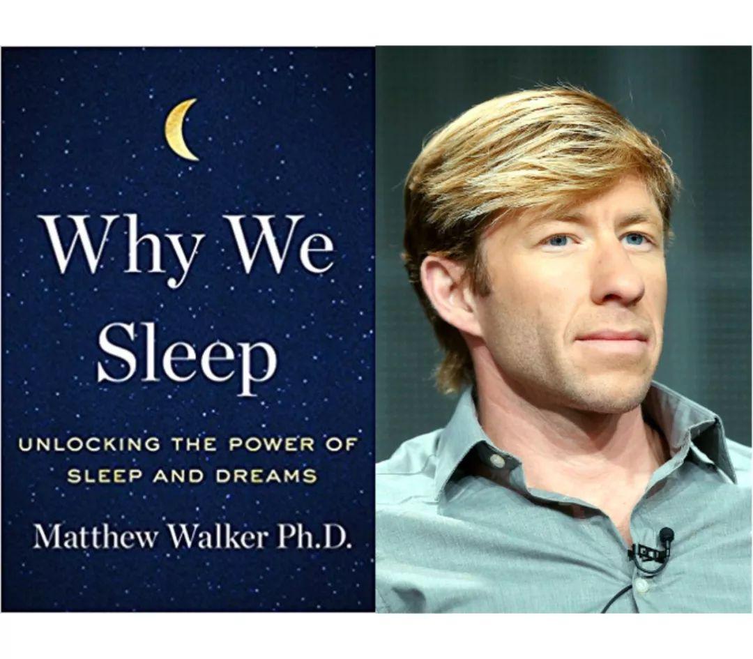 推荐好书:《Why We Sleep》