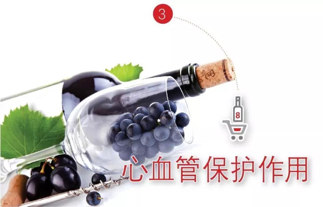 适量红酒养生,关键是有它!