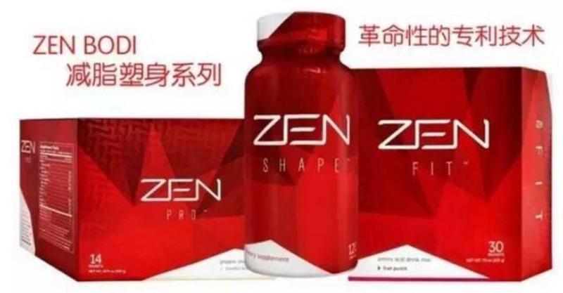 基于基因方面从手的 — 体重管理 ZEN 8 系列的结果