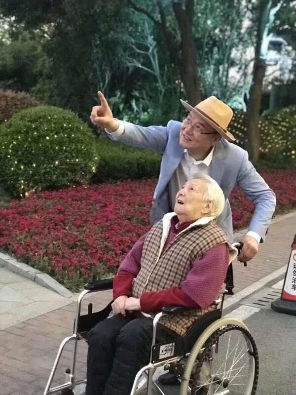 74岁的著名歌唱家蒋宪洋老师 特别分享