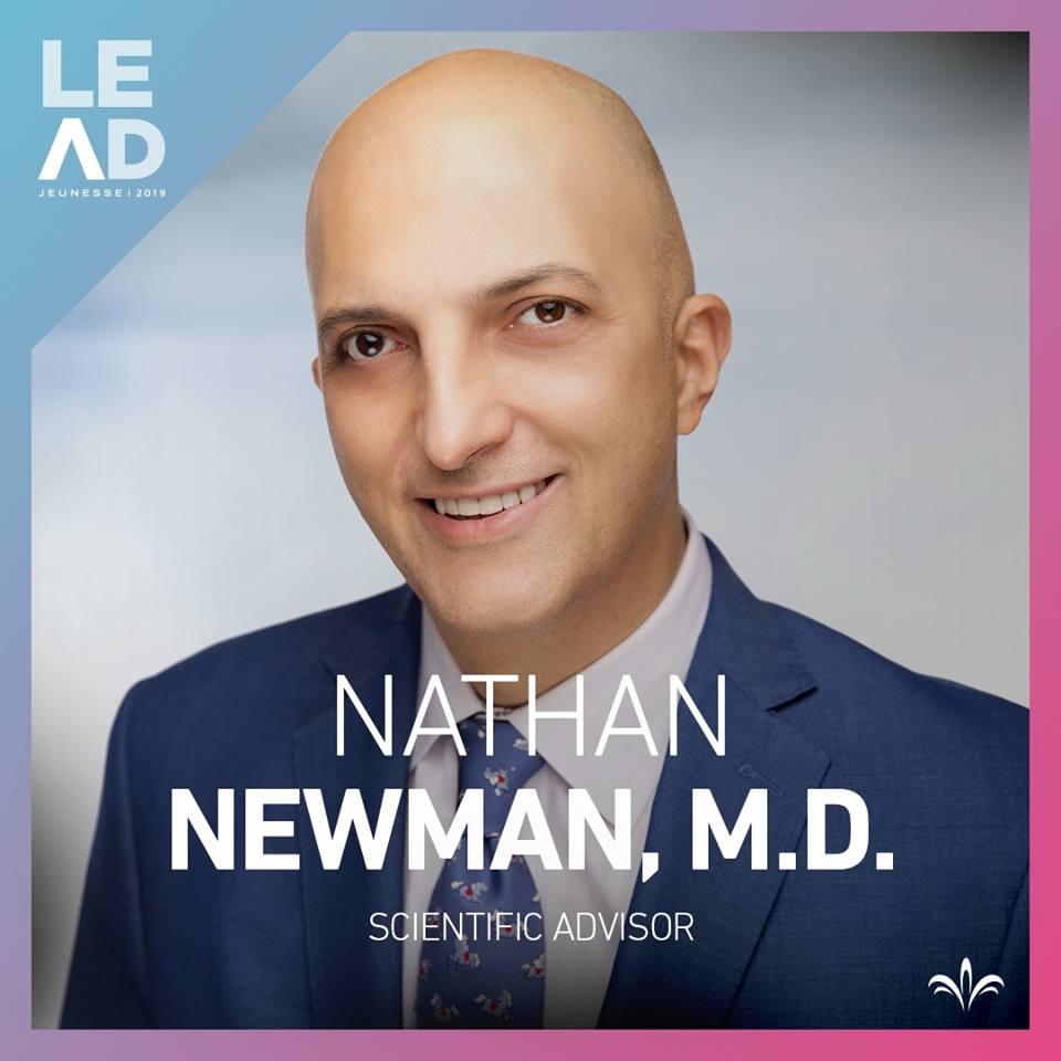 EXTRA报道 Dr 纳森·纽曼博士 干细胞提升(不动刀的人体干细胞抗衰老技术)