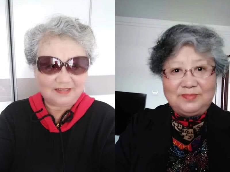 """转发会员分享:72岁的老妈,服用""""白藜芦醇+AMPM""""两年,满头银发竟然生出黑发"""
