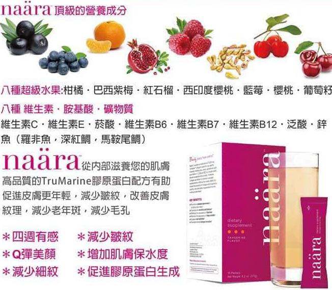 【婕斯产品小百科】naära™胶原蛋白饮是一款可以喝的护肤品