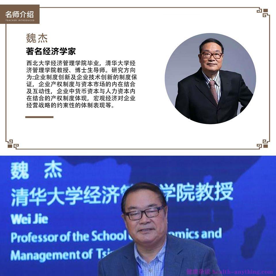 魏杰:2020年以後,中国最赚钱的3大产业。