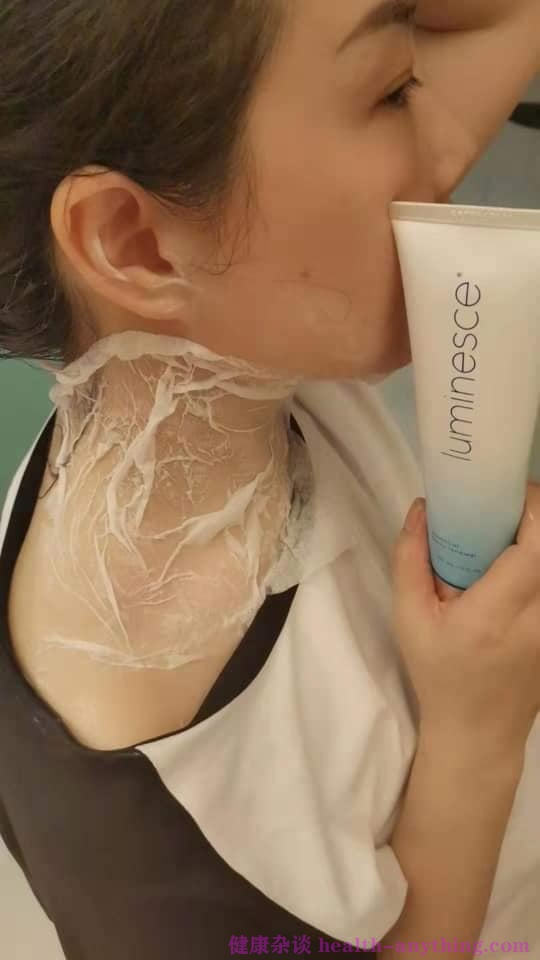 美体霜 帮助身体淋巴排毒