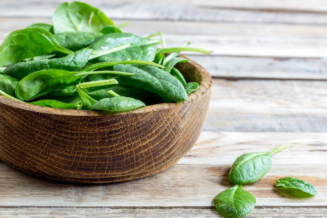 时令蔬果好处多『用吃的来补水-菠菜』